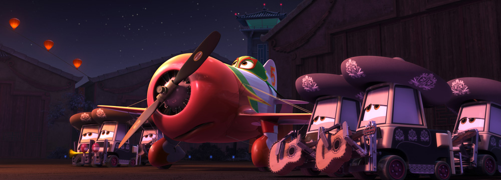"Crave Online ""Planes"" Review – August 7, 2013"