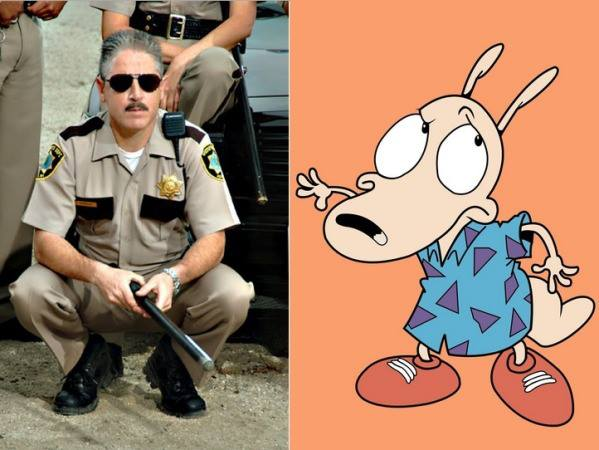 An Evening With Rocko's Modern Life's Carlos Alazraqui & WWE's Wade Barrett