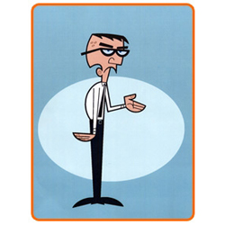 Carlos Alazraqui voice of Mr. Crocker