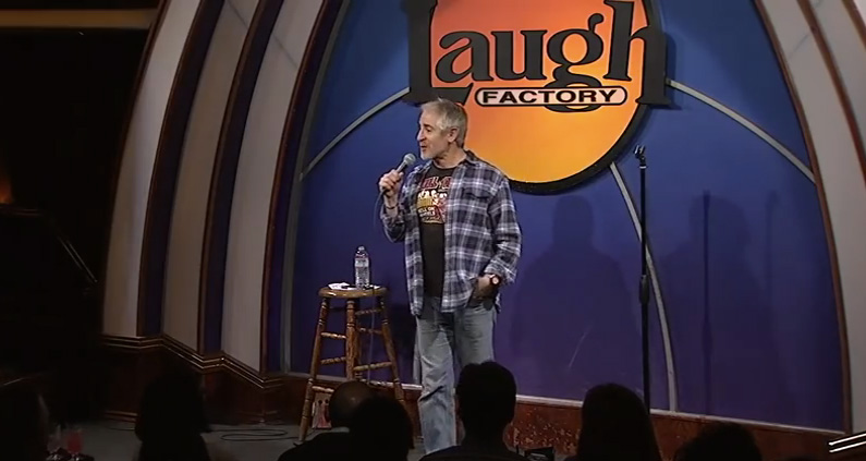 The Laugh Factory – March 2015