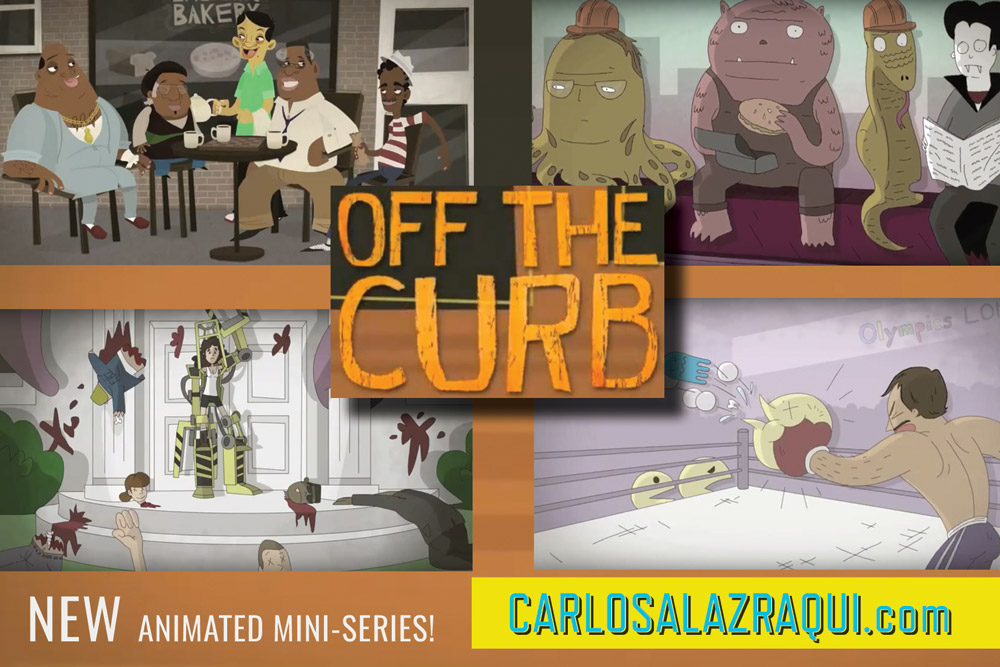 Carlos Alazraqui - Off the Curb