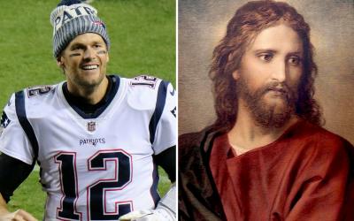 Tom Brady or Jesus?